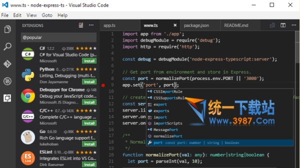 visual studio code mac下载