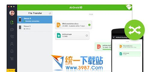 AirDroid for mac